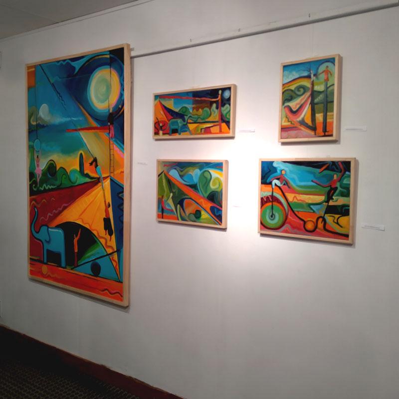 culzi maika galeria arte alvaro izurueta turismo unquillo