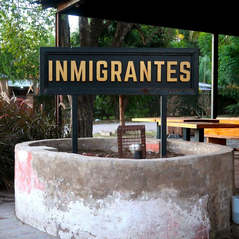 culzi restaurante inmigrantes villa allende asado parrilla