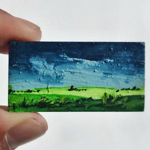 NOVEDADES culzi pintura muestra arte