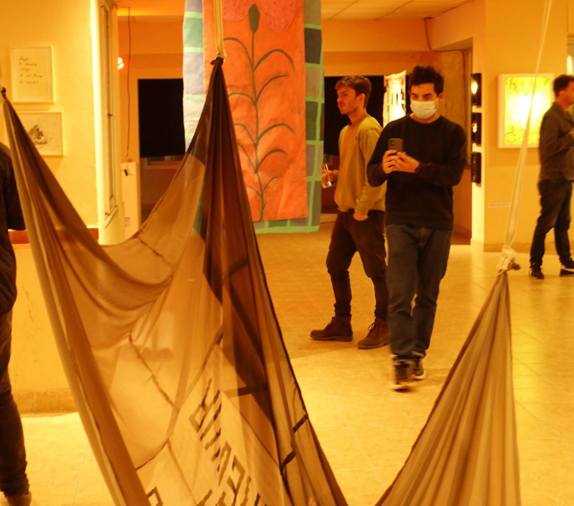 culzi arte argentina feria galeria escultura.